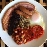 """イギリスの伝統的朝食!!""""イングリッシュ・フル・ブレックファスト(English Full Breakfast)""""!!"""