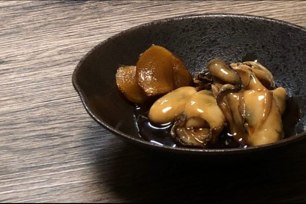 """【牡蠣料理】煮込まず浸ます""""牡蠣の辛煮"""""""